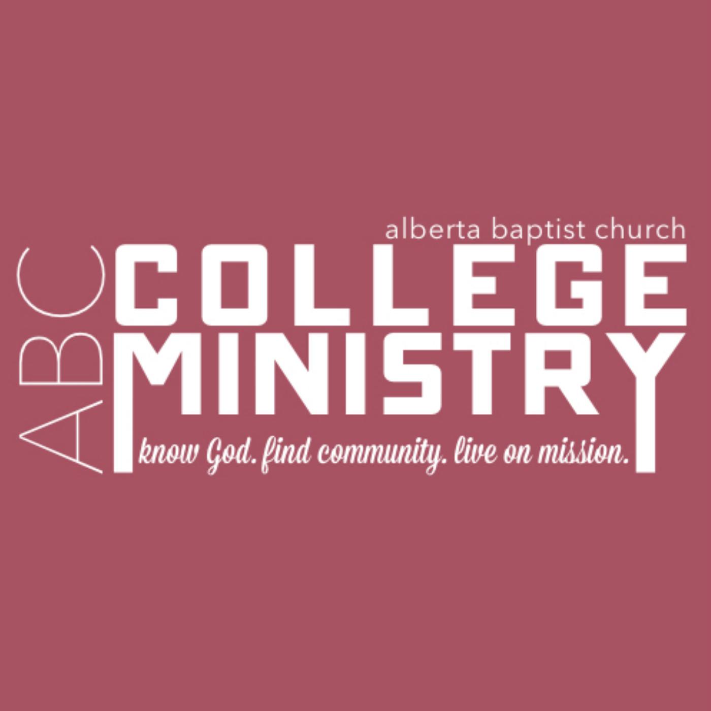 Alberta Baptist College Bible Study