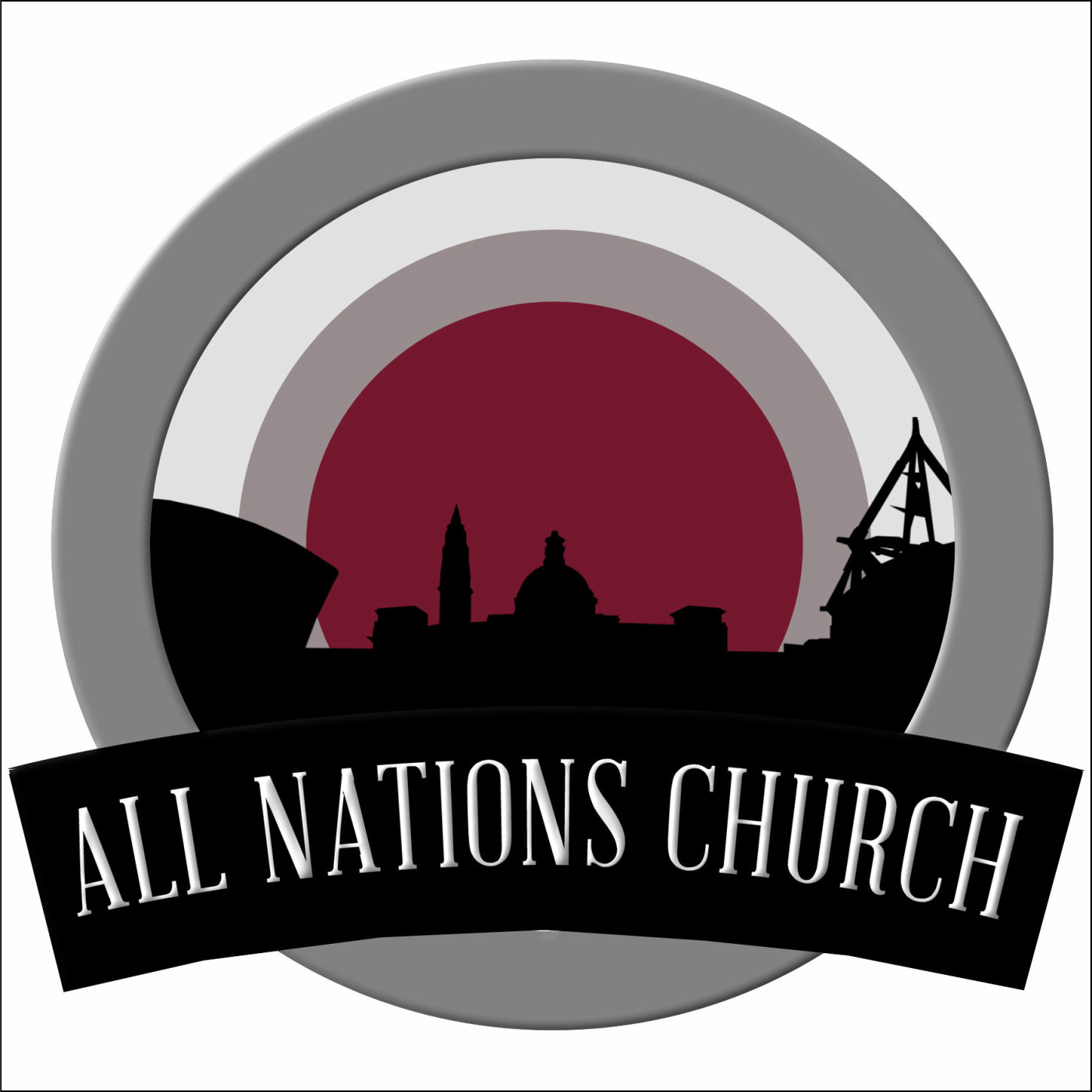 All Nations Church - ALL NEW!