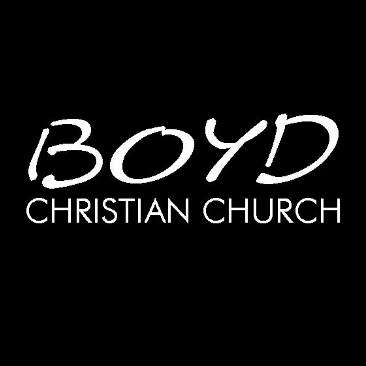 Boyd Christian Church Podcast