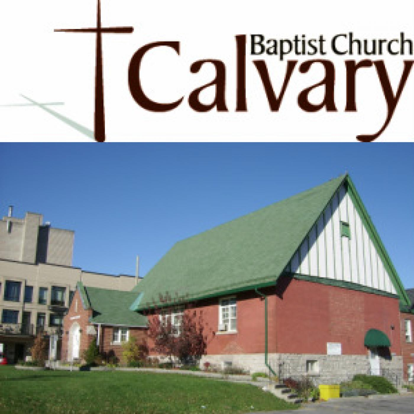 Calvary Baptist Church - Ottawa