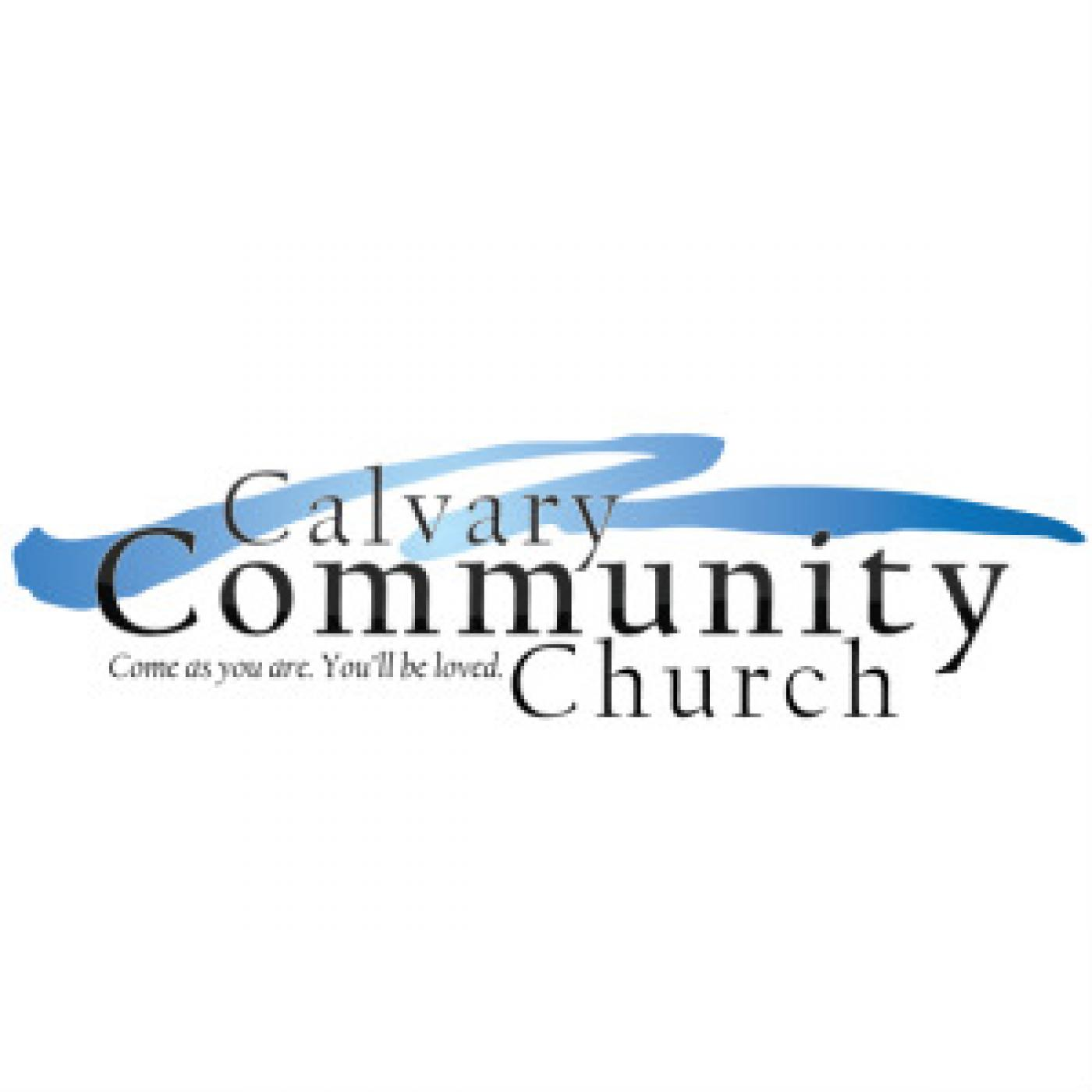 Calvary Community Church Weekend Podcast
