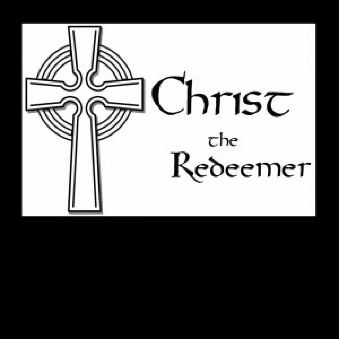 Christ the Redeemer Pella sermons