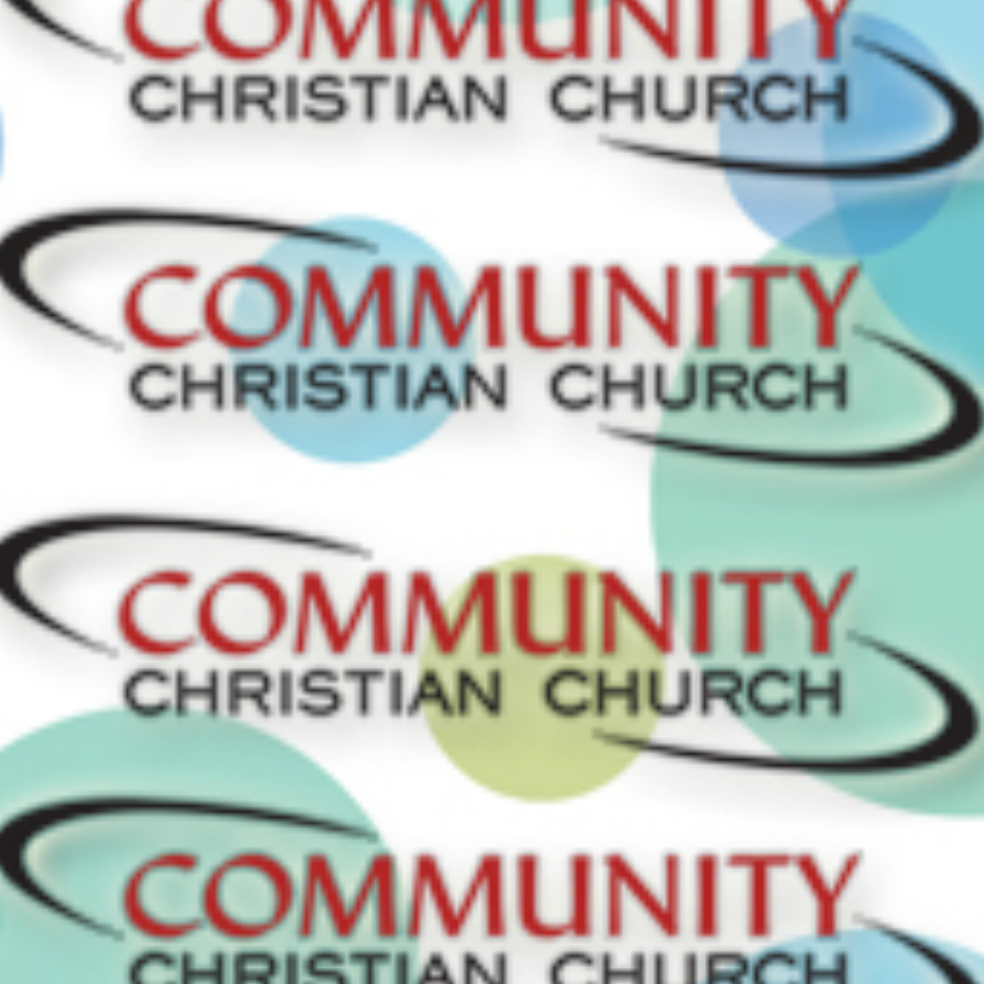 Community Christian Church Podcast
