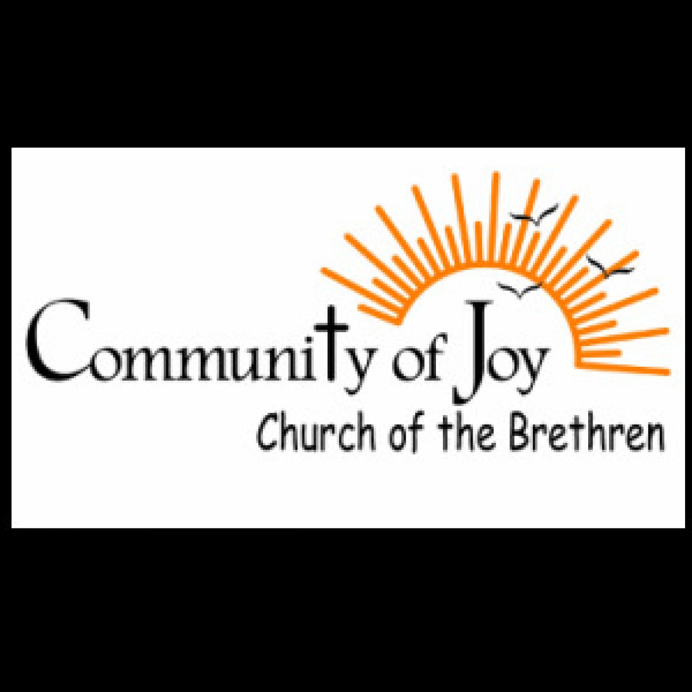 Community of Joy - Sunday Sermons