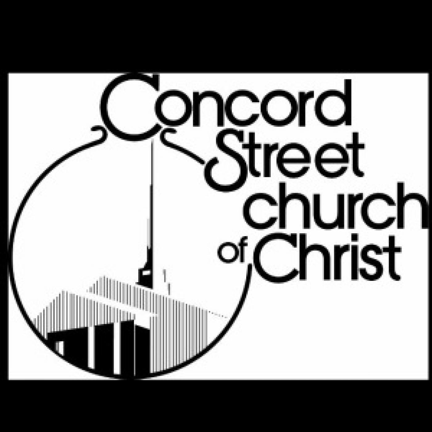 Concord Street Church of Christ