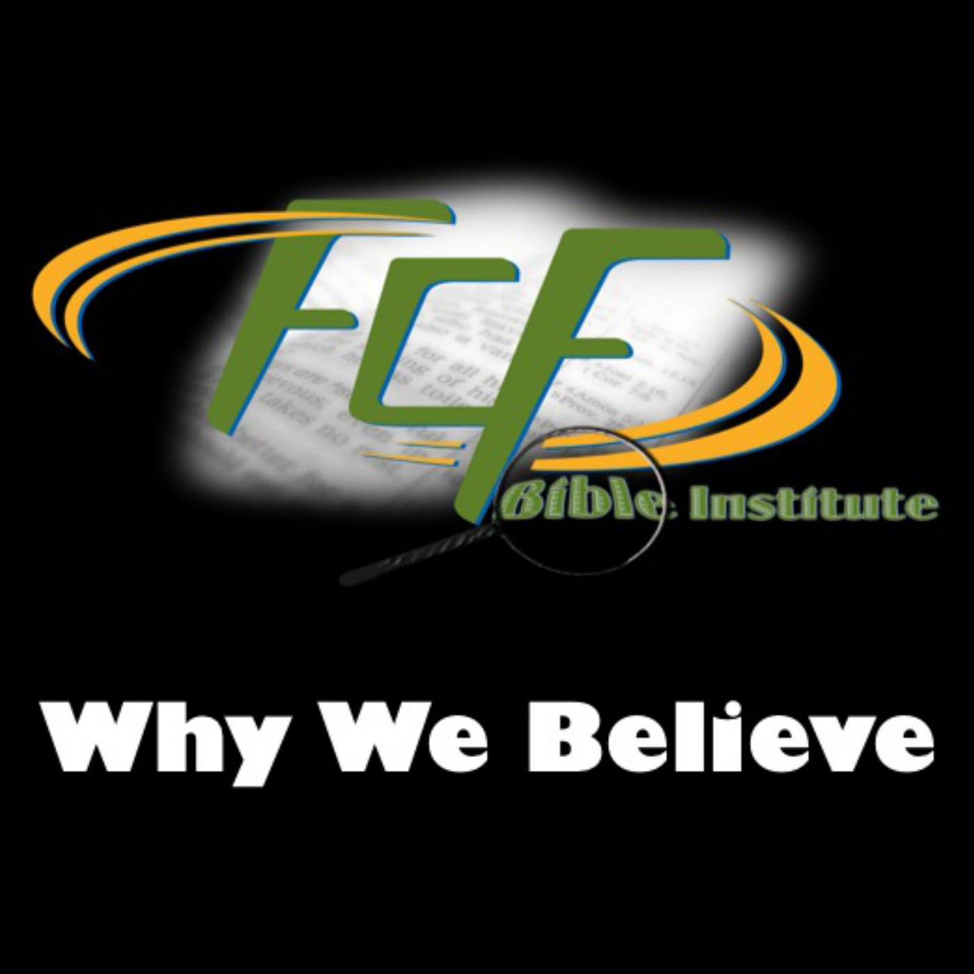 FCF Bible Institute Spring 2013