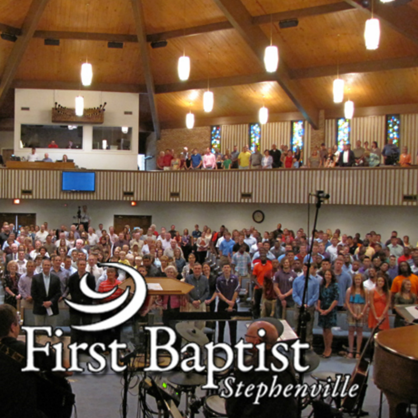 First Baptist Church, Stephenville, Texas