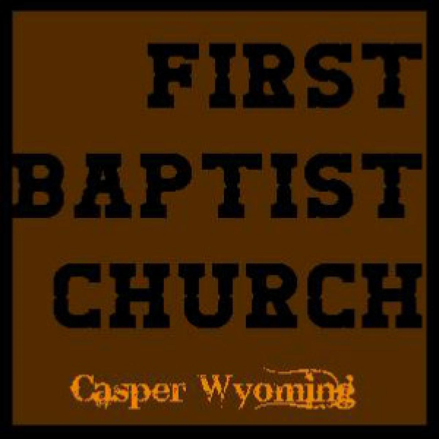 First Baptist Church Casper