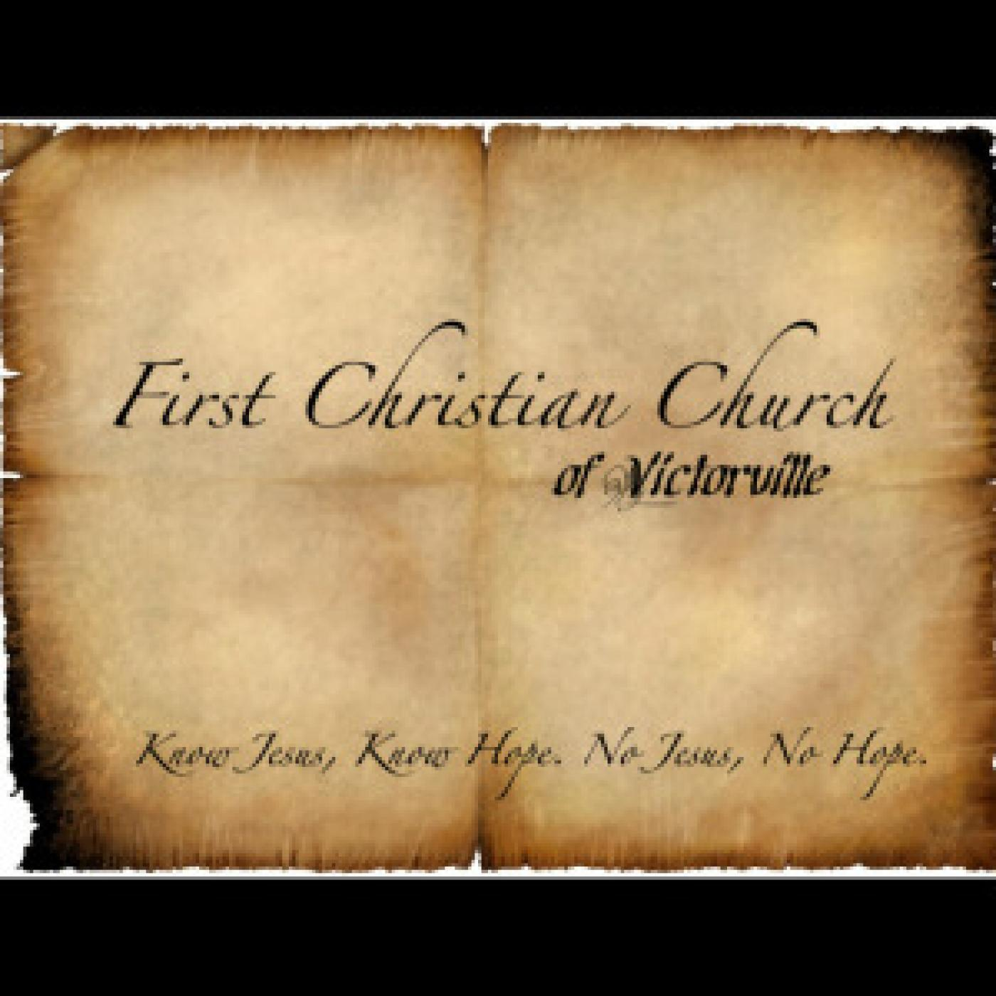 First Christian Church Victorville