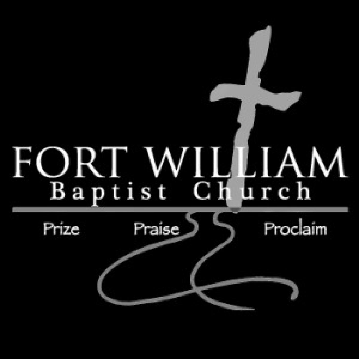 Fort William Baptist Church Sermon Archive