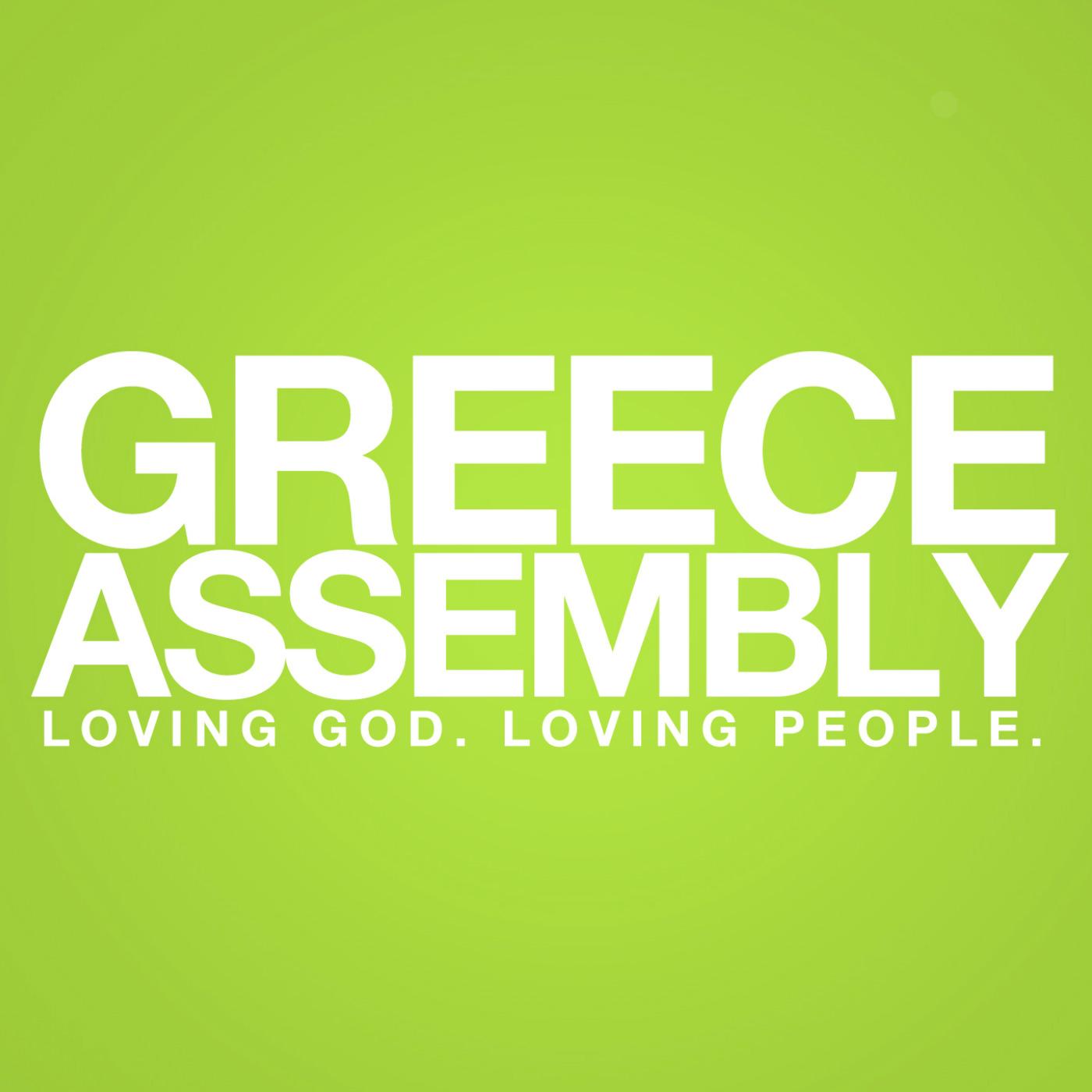 Greece Assembly of God Podcast
