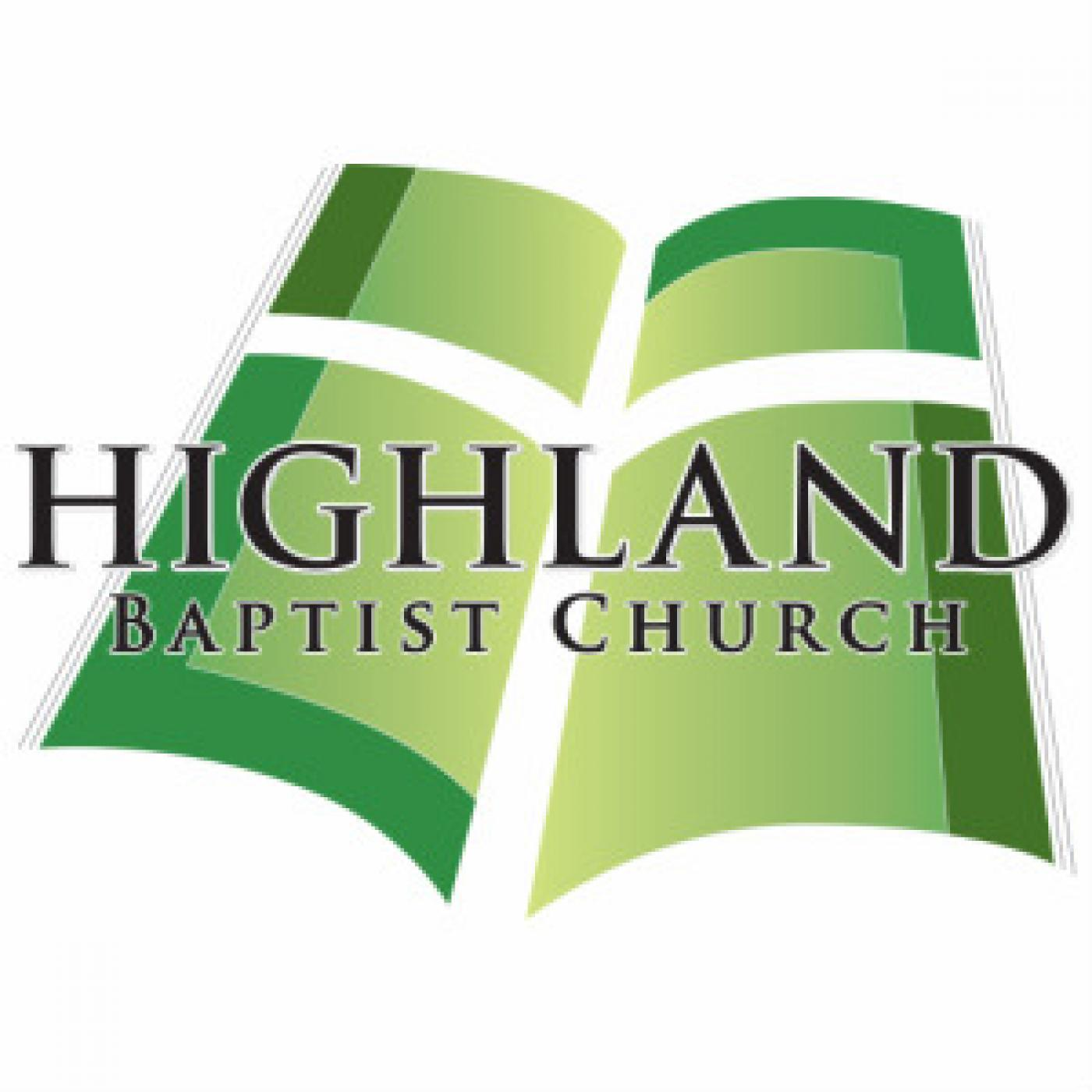 Highland Baptist Church--Georgetown, Indiana