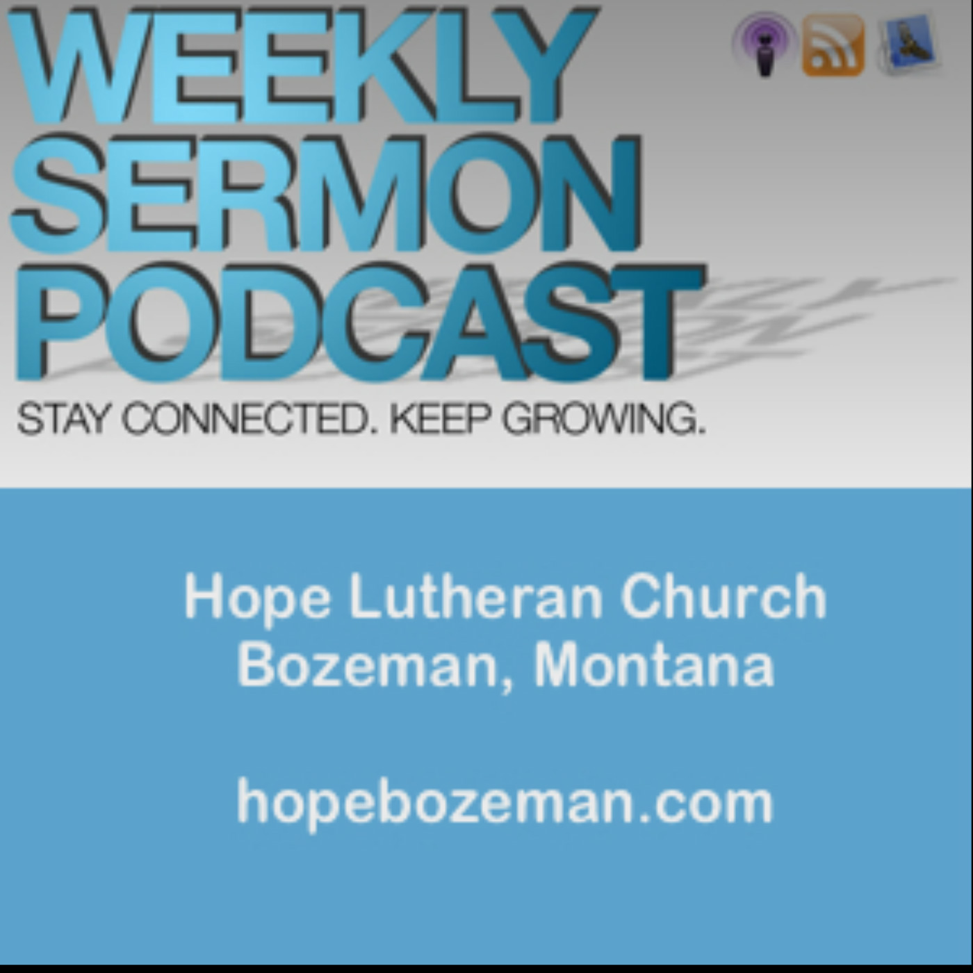 Hope Bozeman Sermon Podcast