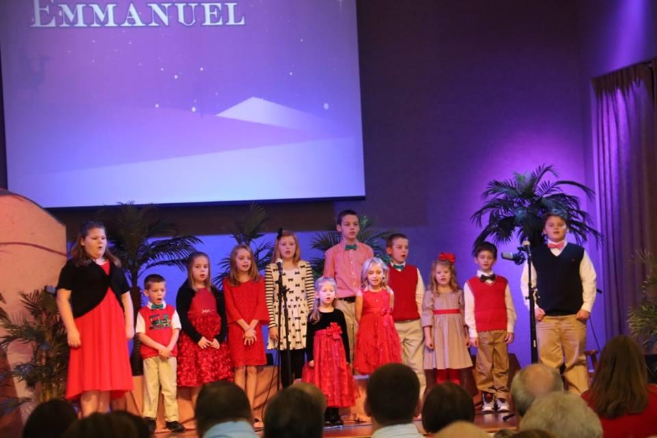 La Grange Free Will Baptist Church / Music / Drama / Music / Drama