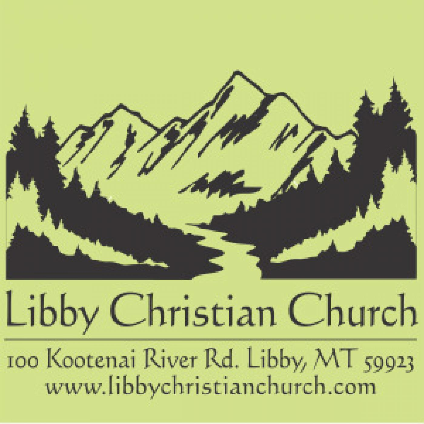 Libby Christian Church Messages