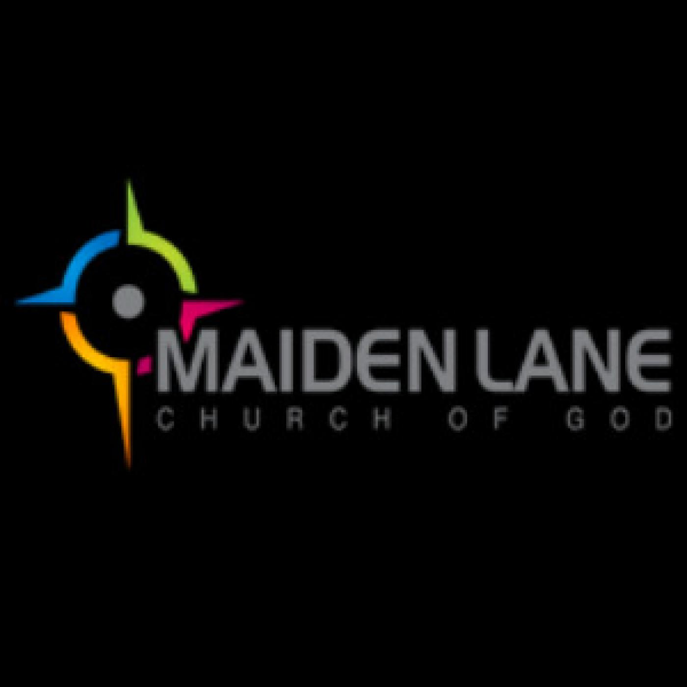 Maiden Lane Church of God Media
