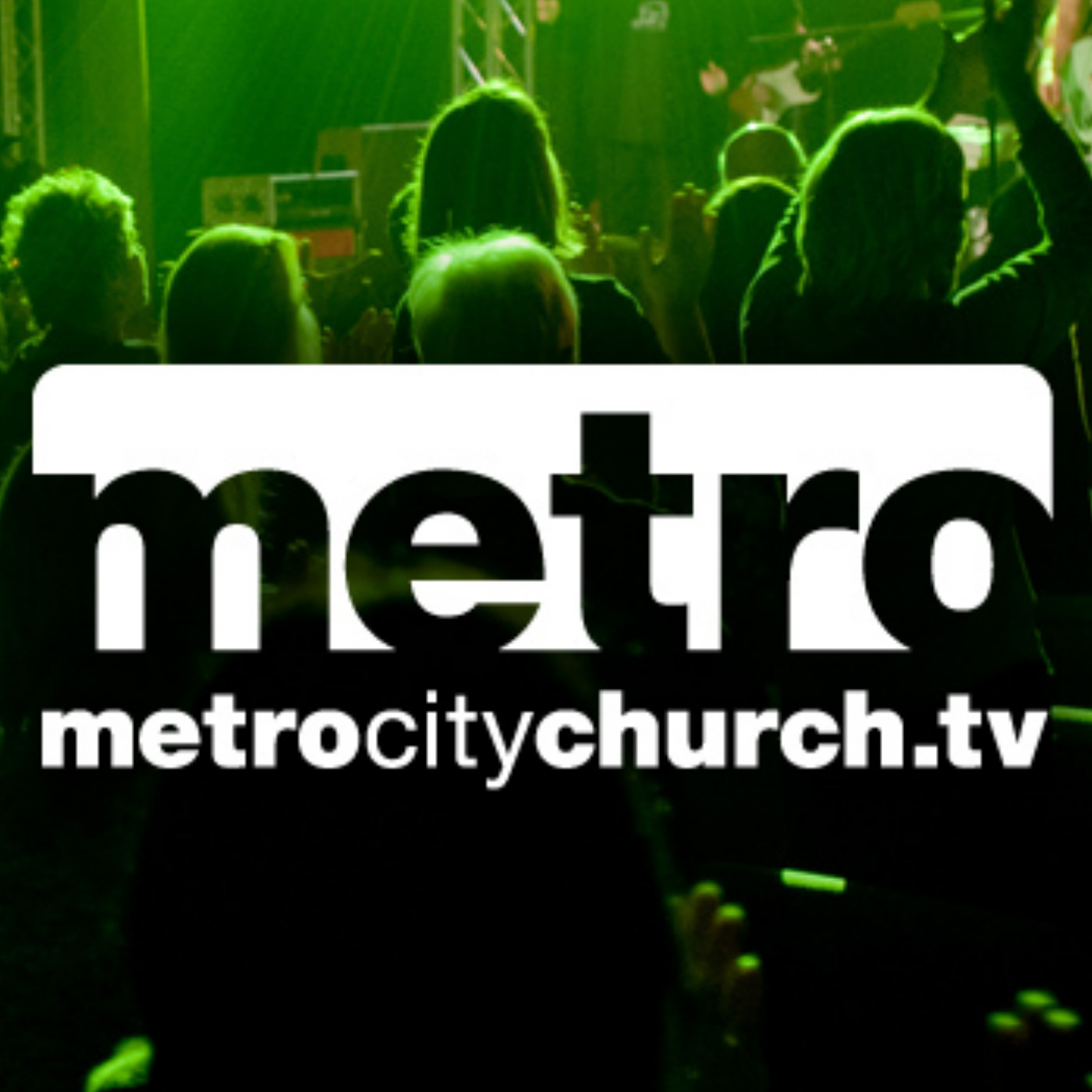 Teaching @ metroCITYchurch.tv