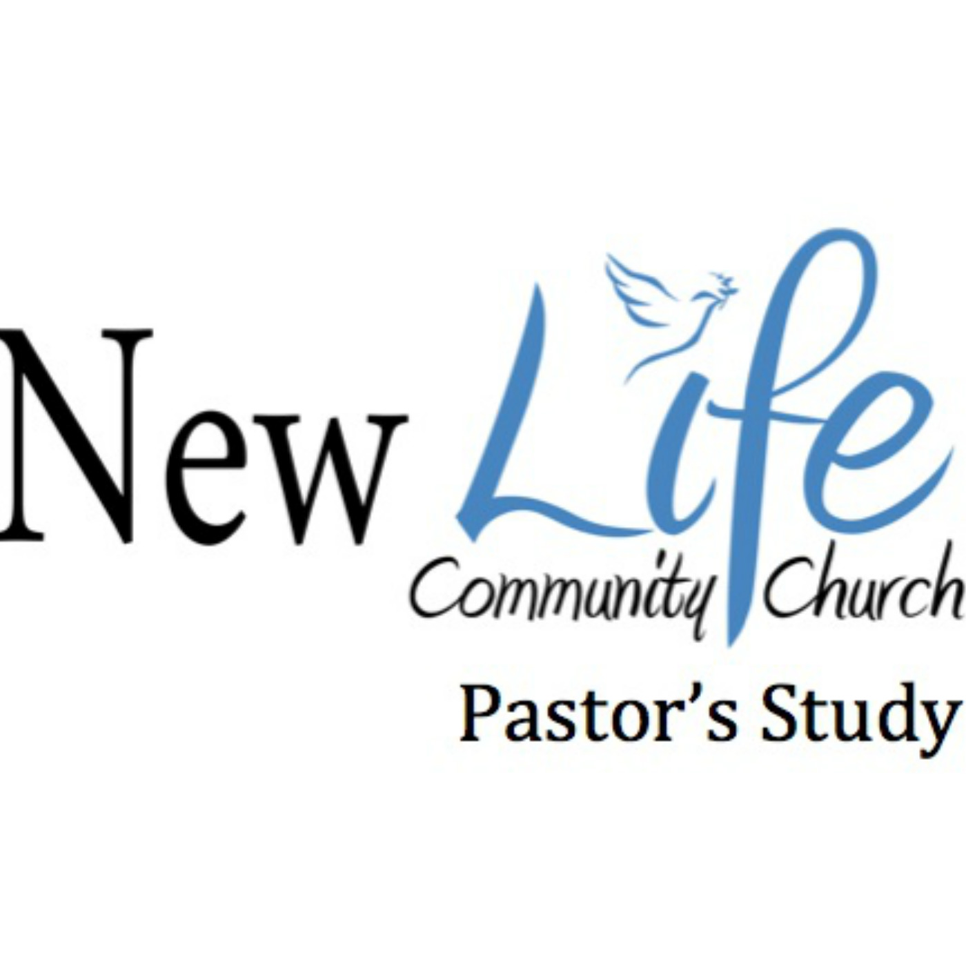 New Life Community Church:  Pastor's Study Podcast