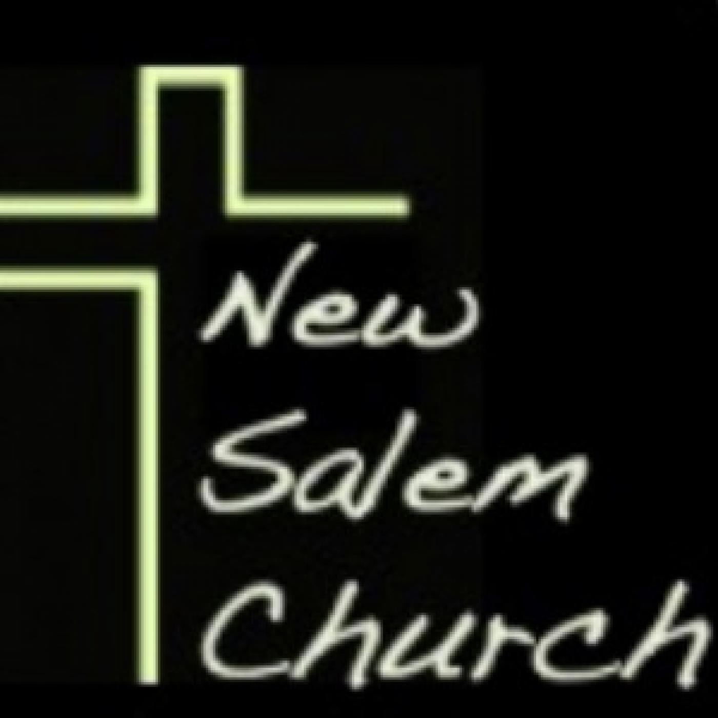 Sermons from New Salem Church