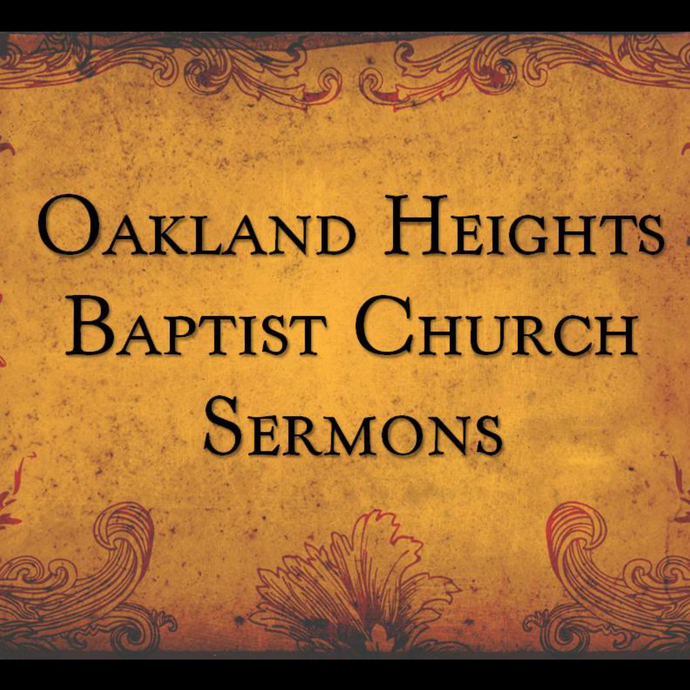 OHBC Sermons