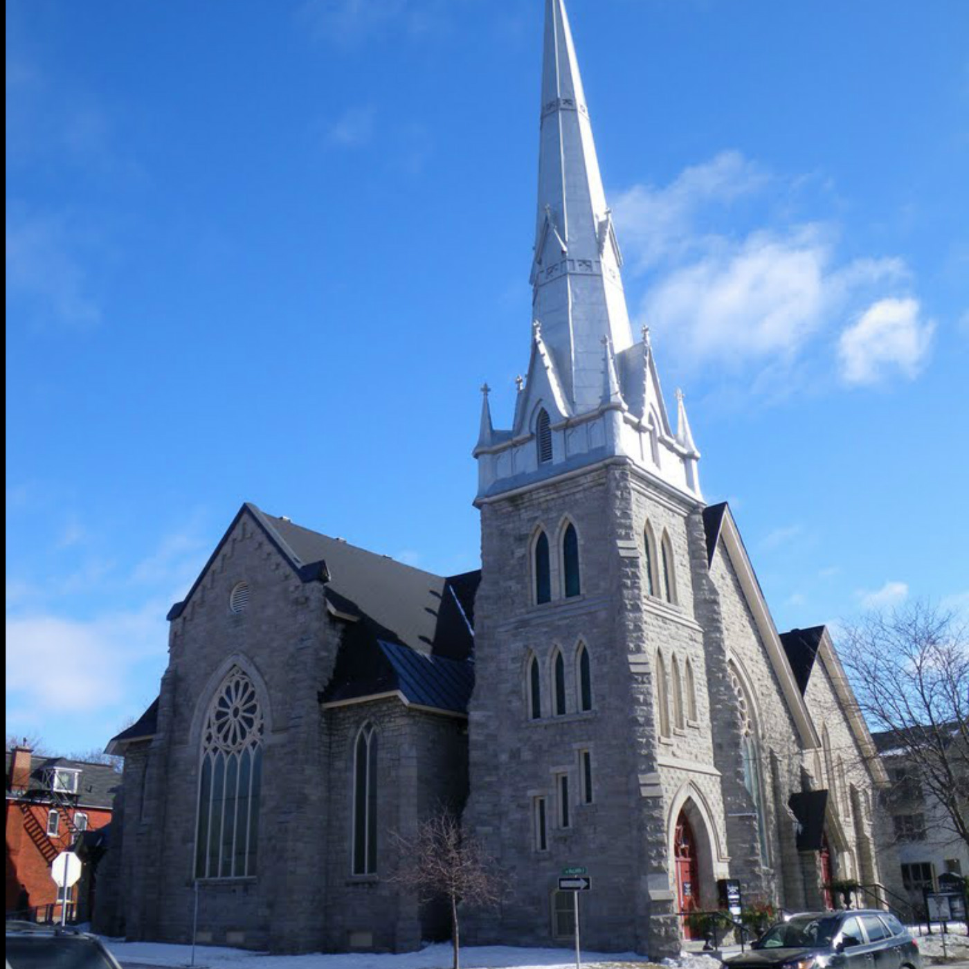 Peace Tower Church
