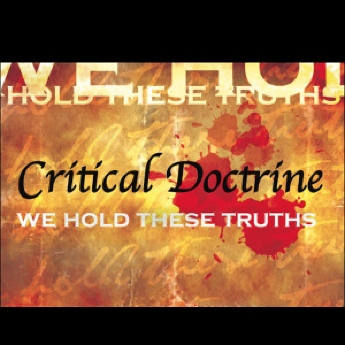 Critical Doctrine