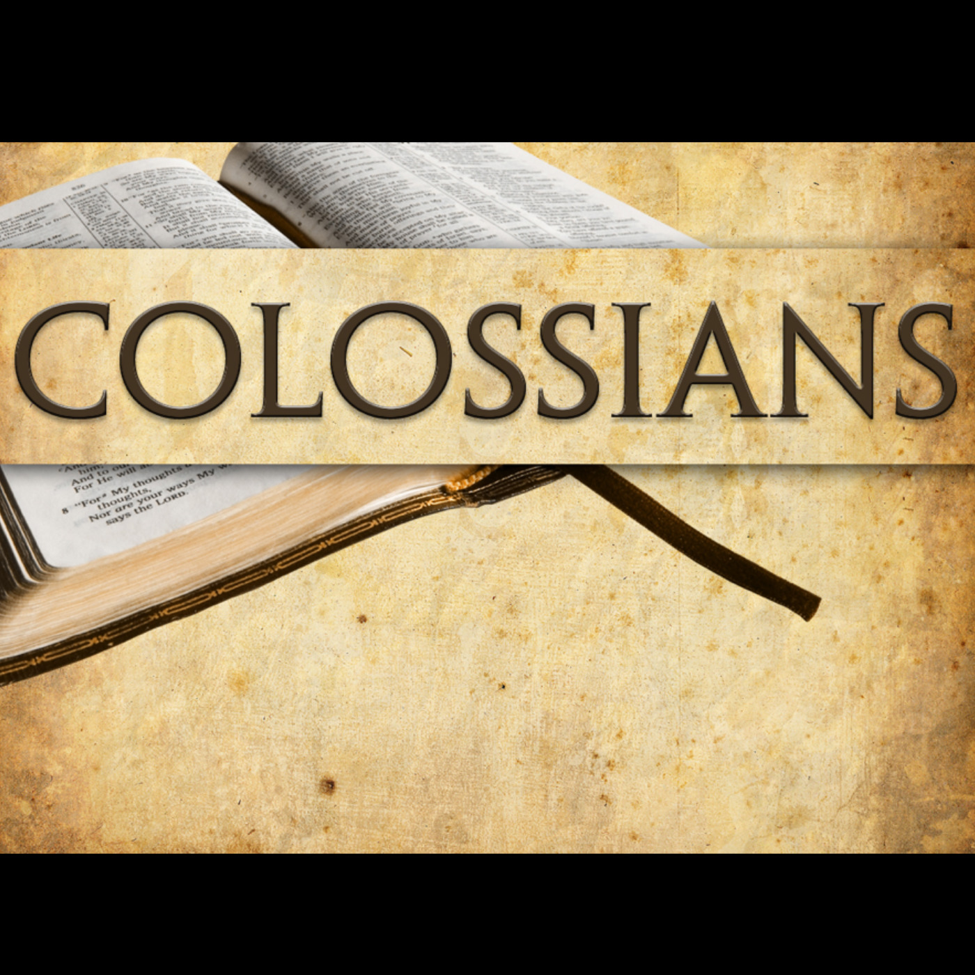 Colossians Study - Verse by Verse