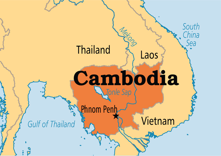 Southeast Asia Partnership / Where Does Seap Serve? / Cambodia