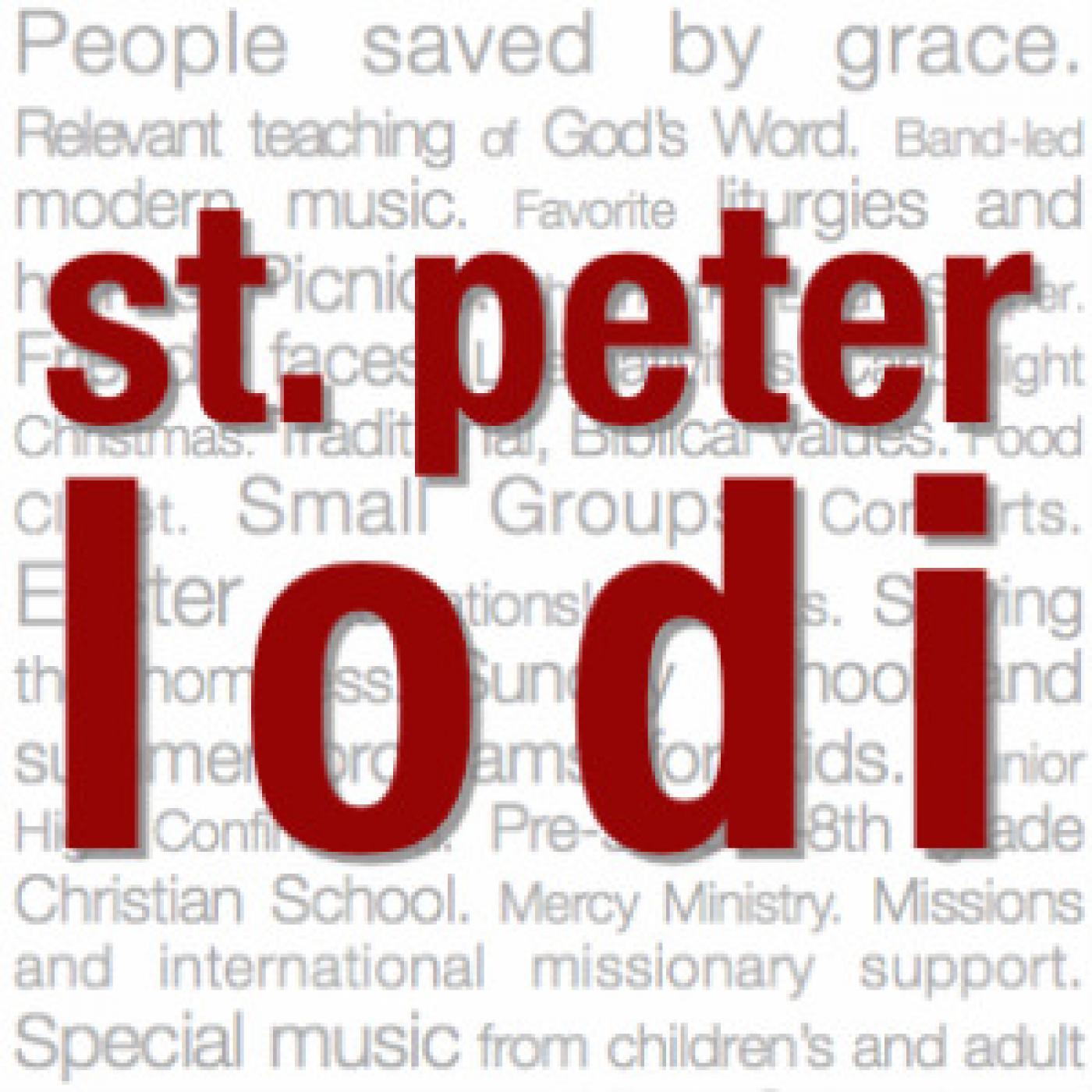 St. Peter Lodi