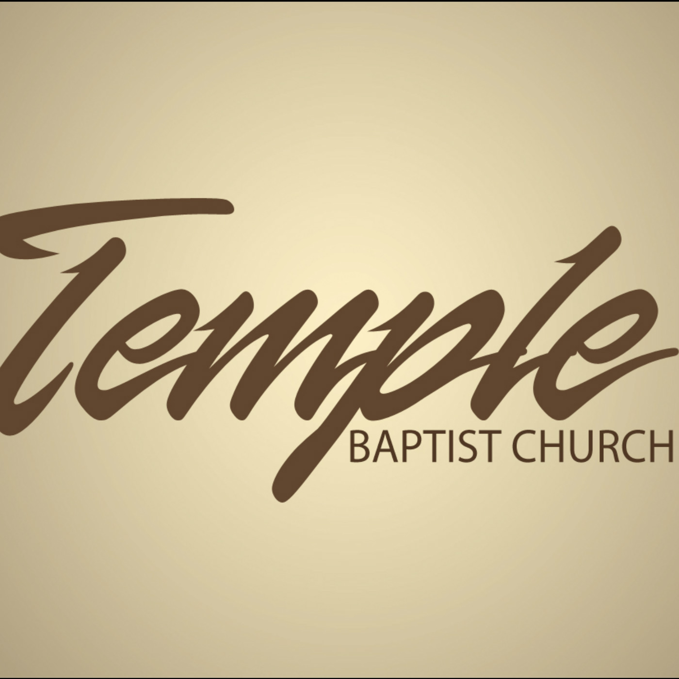 Temple Baptist Church - Perris CA