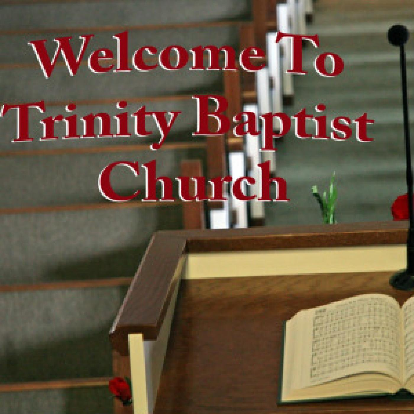Trinity Baptist Church, Benton, AR